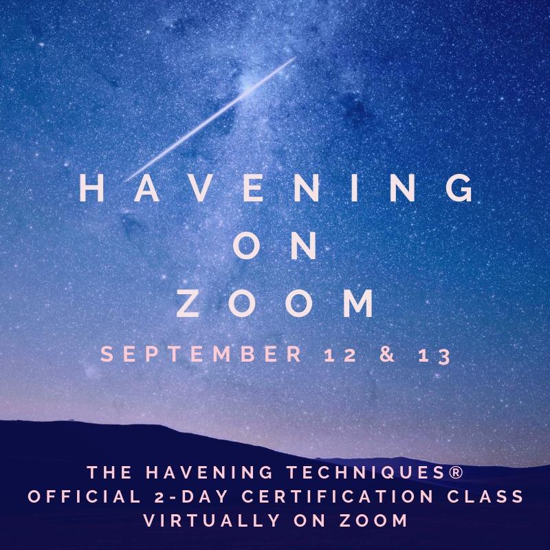 Havening Certification class