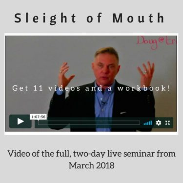 Videos of Live Stream Sleight of Mouth