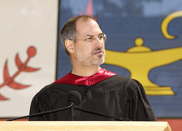 Image result for steve jobs commencement speech